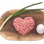 Heart Shaped Meat